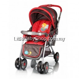 My Dear Baby Stroller With Carrier 18083 (Newborn - 4 years)