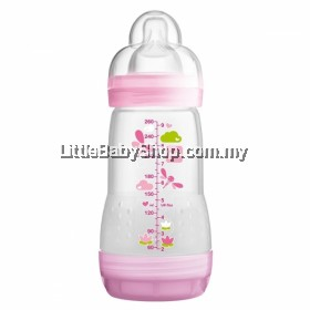 MAM Anti-Colic Bottle 260ml Pink
