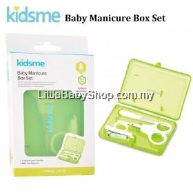 KIDSME Baby Manicure Box Set