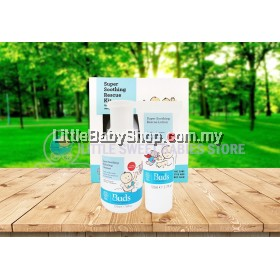 Buds Super Soothing Rescue Kit (for very dry and sensitive skin)