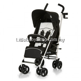 Hauck Speed Plus Stroller - S-Night (Newborn - 15 kg)