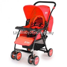 My Dear Baby Stroller 18038 -Red
