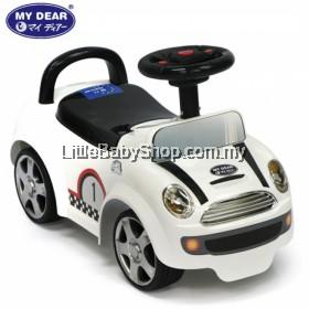 My Dear Activity Ride On Car 23059 - White