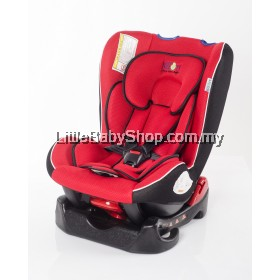 Little Bean Convertible Infant Car Seat Red (0-18kg / 0-4years)