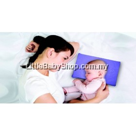 [GENUINE] OCA Baby Water Pillow - Blue (35cm x 20cm)