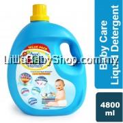Pureen ABD Liquid Detergent With Softener 4800ml