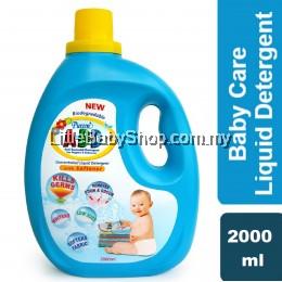 Pureen ABD Liquid Detergent With Softener 2000ML