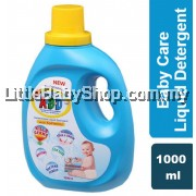 Pureen ABD Liquid Detergent With Softener 1000ML