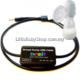 BBmilkit USB Cable for Pigeon Portable Breast Pump
