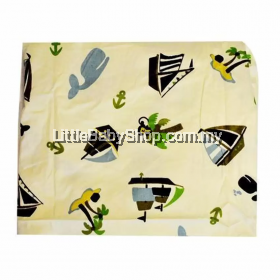 Babylove Premium Fitted Sheet  Cot Size