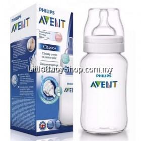 PHILIPS AVENT Classic+ Bottle 330ml/11oz - Single Pack
