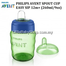 PHILIPS AVENT Spout Cup Easy Sip 260ml/9oz