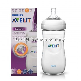 PHILIPS AVENT Natural Bottle 330ml/11oz (6m+) - Single Pack