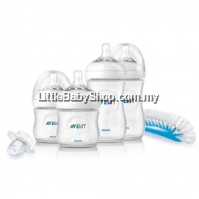 Philips Avent Newborn Natural Starter Set (0 - 6 Months)