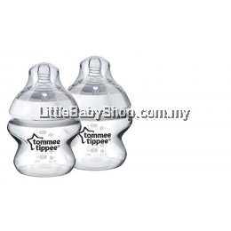 Tommee Tippee Closer To Nature PP Bottle 150ml / 5oz Twin Pack