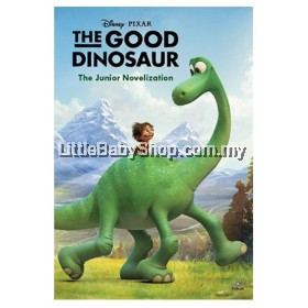 Disney Pixar the Good Dinosaur:The Junior Novelization
